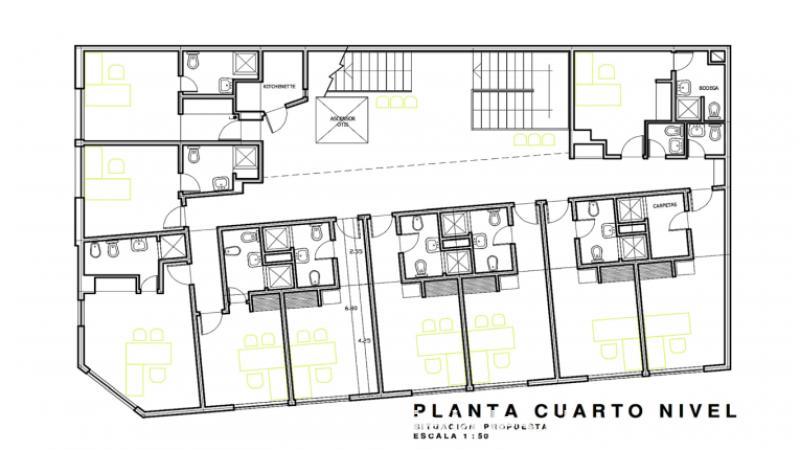Edificio Burg, Pedro Montt Nº56 esq. Diego Portales - Luz Propiedades