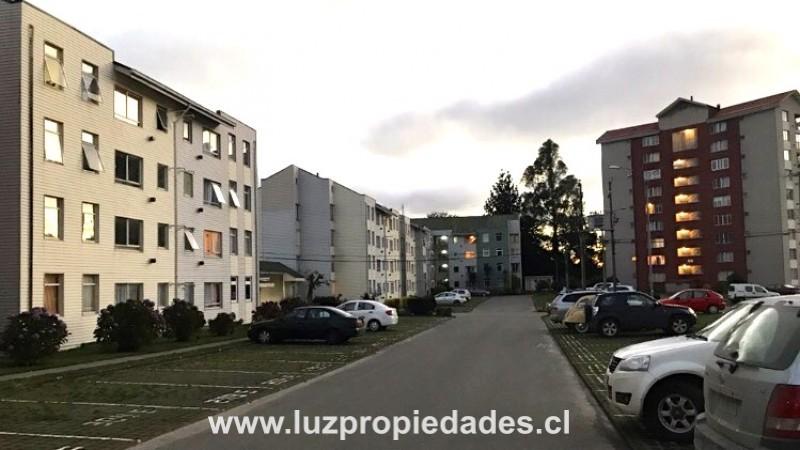 Buenos Aires Nº1971, Depto. 402-E, Condominio Brisas del Mar, Pelluco - Luz Propiedades
