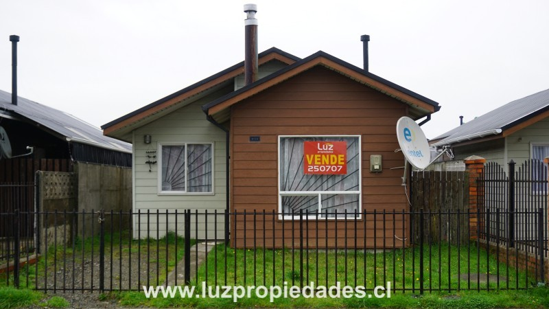 Isla de Pascua Nº6153, Puerta Sur - Luz Propiedades