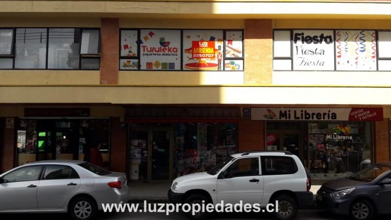 Antonio Varas 203, Local 3 - Luz Propiedades