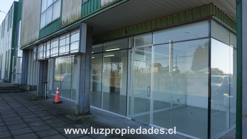 Av. Camino Tepual N°5000, Local Comercial - Luz Propiedades