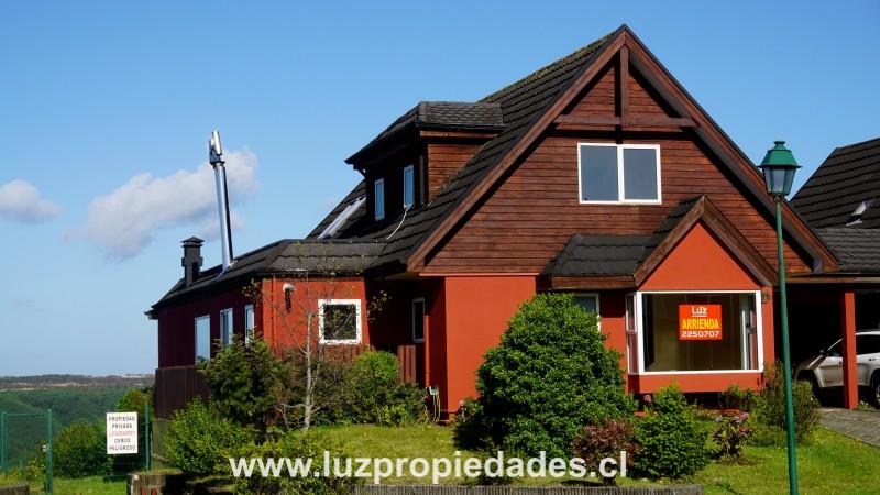 Avda. Jorge Alessandri 2462, Casa 111, Terrazas de Angelmó - Luz Propiedades