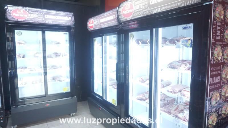 Boutique de Carnes, Egaña Nº1.151, Local 5  - Luz Propiedades