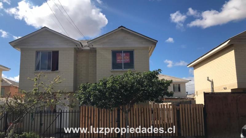 Chanchoquin Nº963, Villa las Terrazas, Vallenar - Luz Propiedades