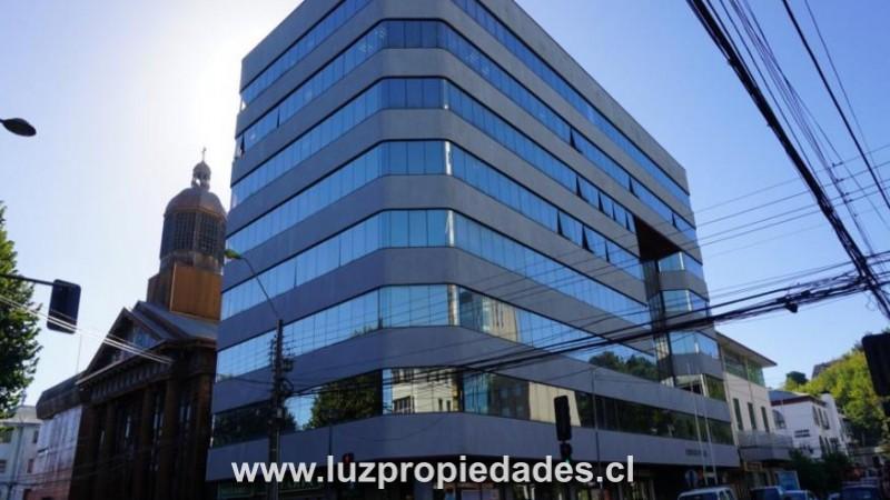 Edificio Plaza, O´Higgins N° 167, Of. 804 - Luz Propiedades