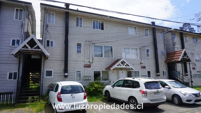 Egaña N°1251, Mzn. E, Block 5. Depto. C, Condominio Parque Egaña - Luz Propiedades
