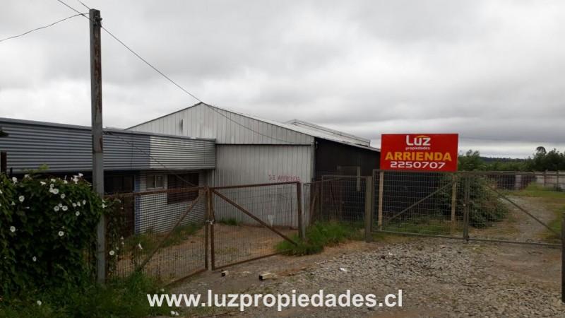 Gabriela Mistral Nº711 interior, Alerce Sur - Luz Propiedades