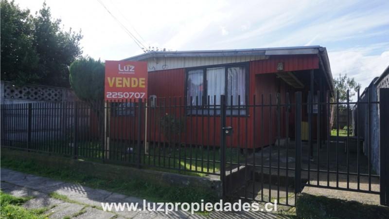 Lago Llanquihue Mza. 25, casa 26, Pichi Pelluco - Luz Propiedades