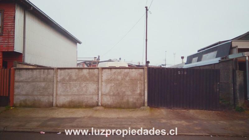 Las Acacias Nº530, Población Manuel Rodriguez - Luz Propiedades
