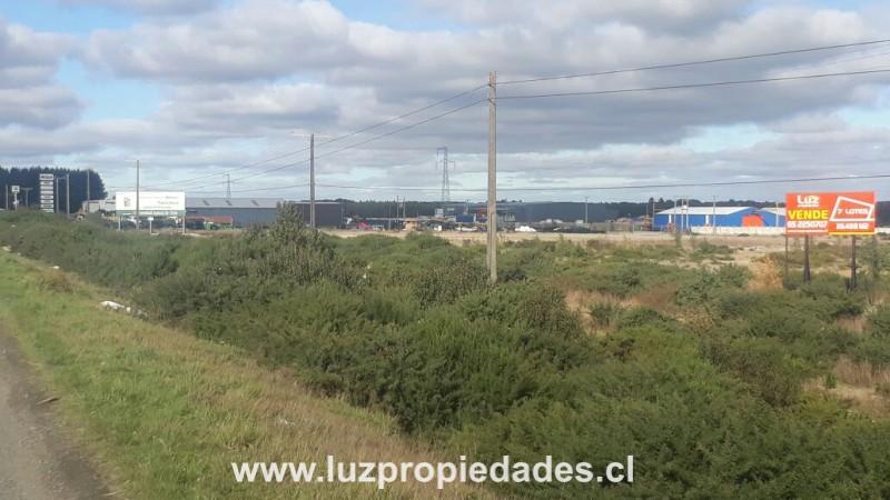 Lote Industrial, Ruta 5 Sur, salida sur Puerto Varas  - Luz Propiedades