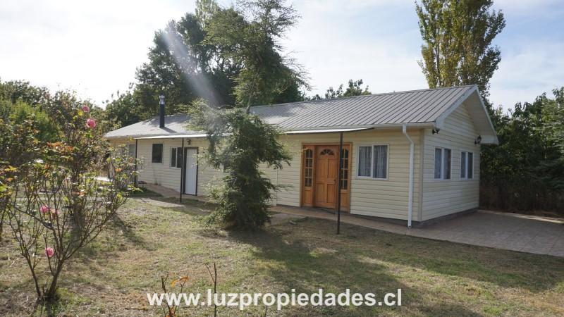 Loteo Parque Alto del Lago, Casa A,  Llanquihue - Luz Propiedades