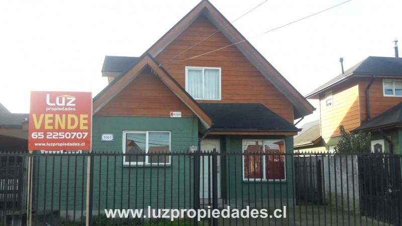 Painemilla Nº5003, Valle Volcanes - Luz Propiedades