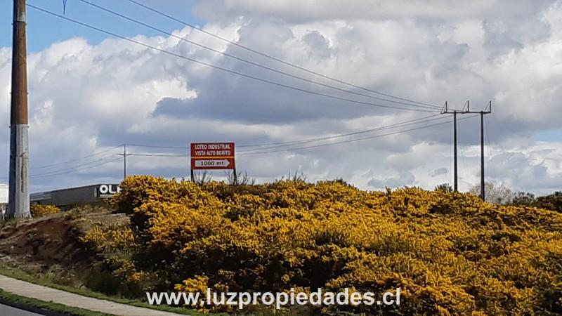 Parcela B, Lote 1, Hijuelas, sector Las Canchas - Luz Propiedades