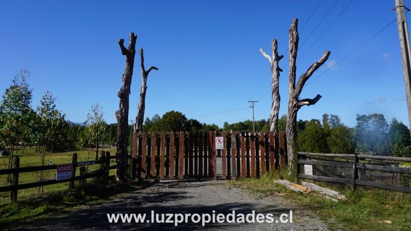 Parcela Nº24, Las Marcas, V-615 - Luz Propiedades