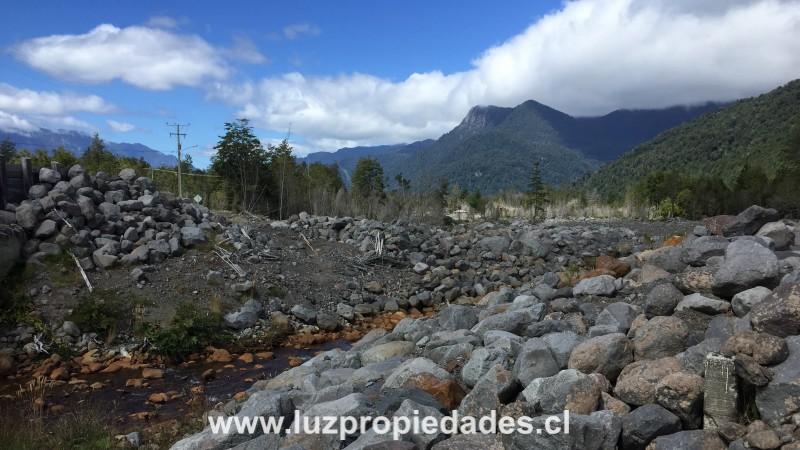 Parcela sector Río Blanco - Luz Propiedades