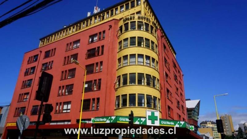 Pedro Montt Nº65, Ed. Colón, Of. 503 - Luz Propiedades