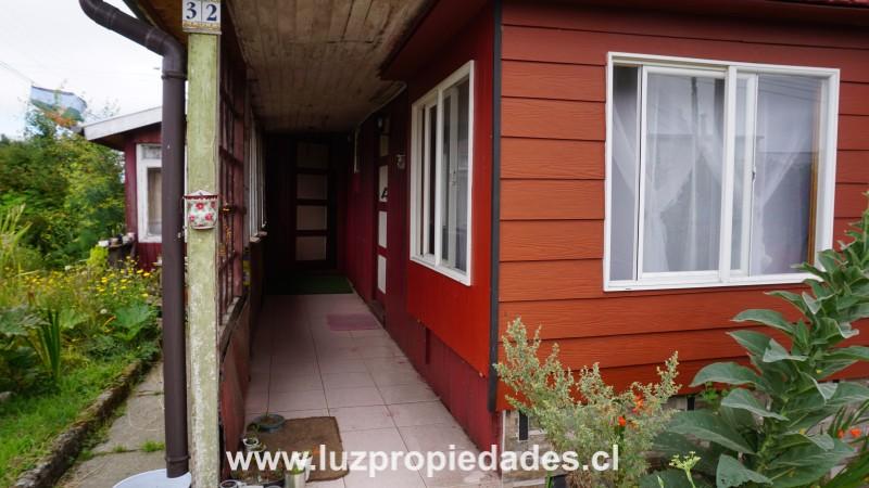 Pj. La Concepción N°32, Población Sangra - Luz Propiedades