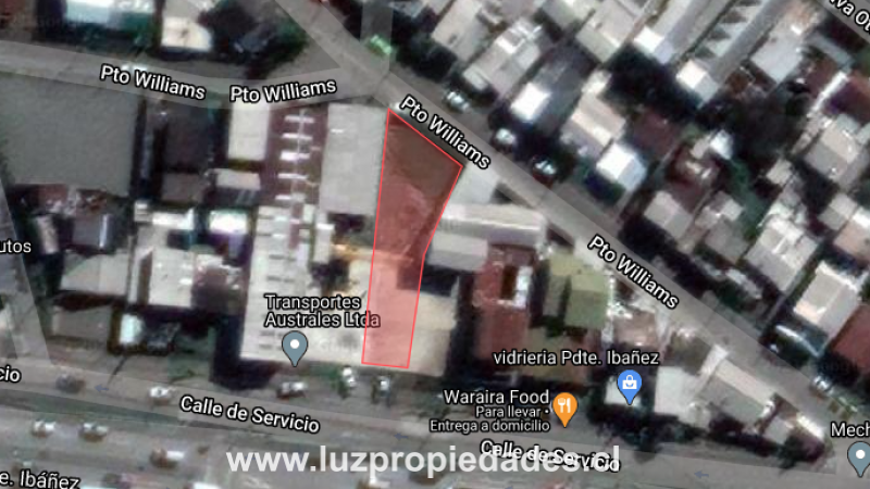 Presidente Ibáñez Nº216, lote 14-A - Luz Propiedades