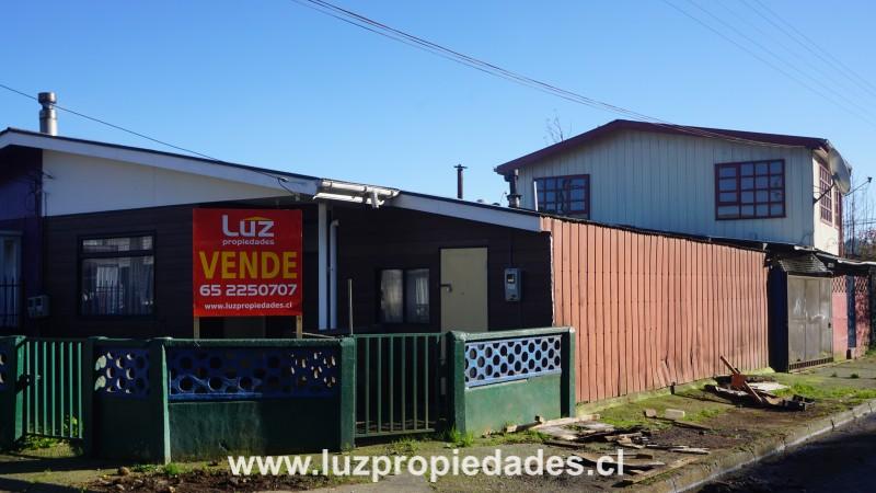 Psj. Luis Cruz Martínez Nº0285, Villa los Héroes - Luz Propiedades