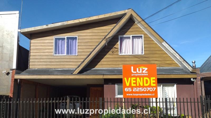 Psj. Nv. Veinte, Nº 228, Valle Volcanes - Luz Propiedades