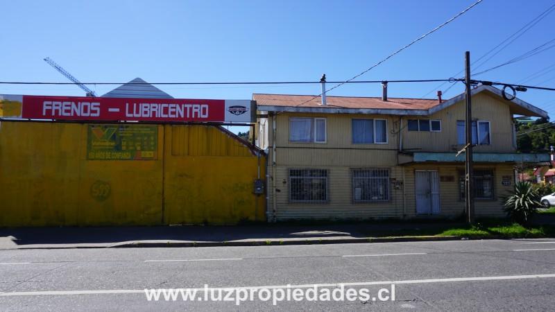 Regimiento Nº599, Población Lintz - Luz Propiedades