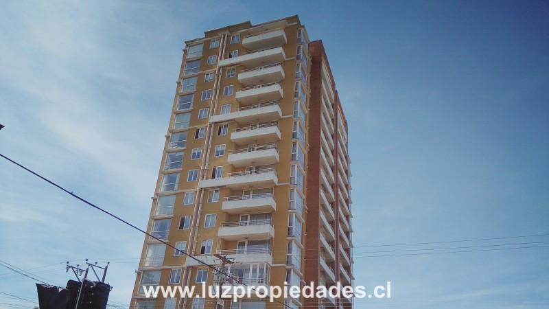 SERRANO Nº84, ED. PATAGONIA, DEPTO. 1206 - Luz Propiedades