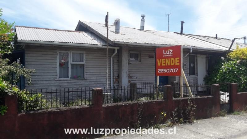 Ten Ten Nº0668, Población Chiloé - Luz Propiedades