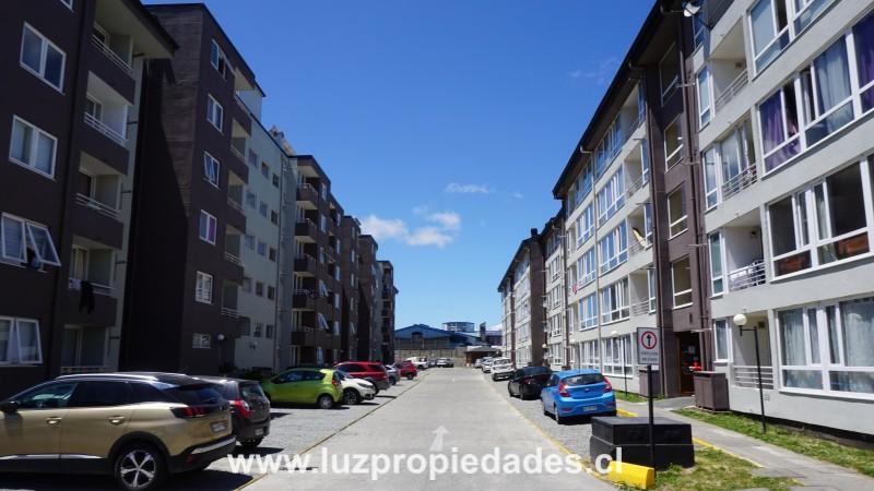 Vc. Corcovado Nº5586, Depto. 404-H, Condominio Alto la Paloma - Luz Propiedades