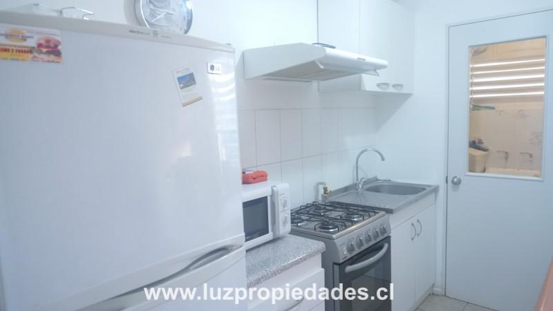 Vc. Corcovado Nº5600, Depto 507, Alto la Paloma - Luz Propiedades